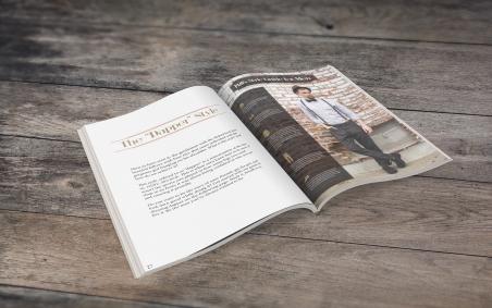 dapper guide magazine mockup v2
