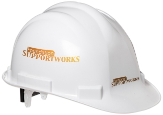 FOUNDATION SUPPORT WORKS HELMET