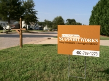 FOUNDATION SUPPORT WORKS YARD SIGN v3